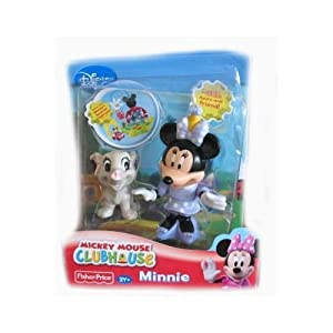 Amazon Com Disney Mickey Mouse Clubhouse Minnie With
