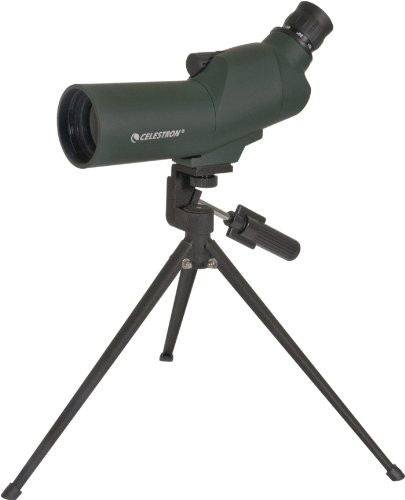 Celestron 50 Mm Zoom - 45° Spotting Scope Telescope