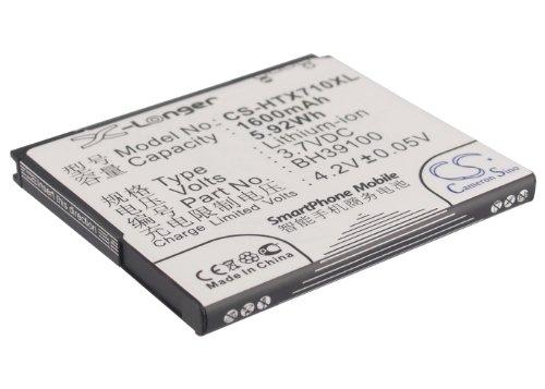 Battery2Go Battery Fit To Htc 35H00167-00M, X710E, Raider 4G, G20, Omega, Raider 4G Lte, 35H00167-03M