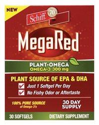 Megared Omega-3 Krill Oil 300 Mg 30 Sgels