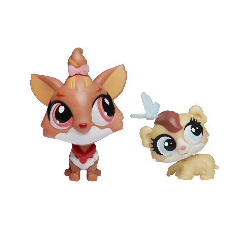 Littlest Pet Shop Pet Pawsabilities Benson Detwyler & Harris Faulkner - 1