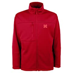 Nebraska Traverse Jacket - XXX-Large by Antigua