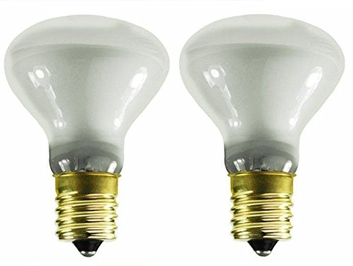 2Pack - Lava Replacement Light Bulb Lamp 25W watt R Type R20 25R14/N 120V (Type R14 compare prices)