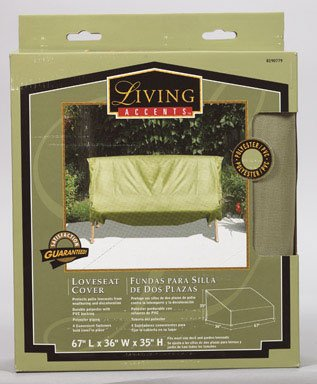LOVESEAT PATIO COVER 67