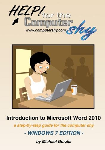 Introduction To Microsoft Word 2010 - Windows 7 Edition Picture