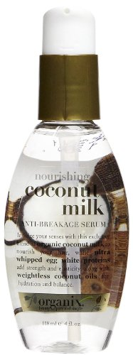 Organix Nourishing Coconut Milk Anti Breakage Serum
