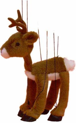 "Reindeer 16"" Animal Marionette front-707785"
