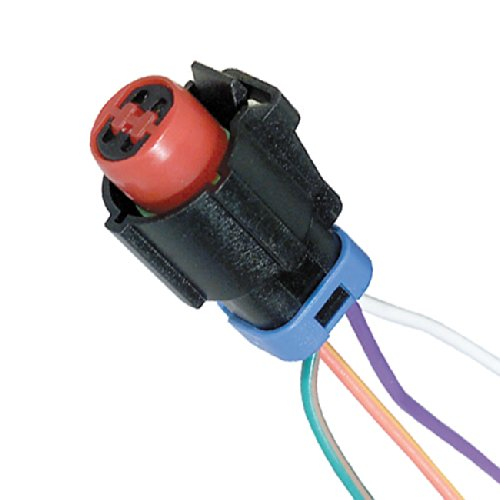 A/C Clutch Cycling Pressure Switch Electrical Pigtail Wire Harness Connector Ford 1994 And Up