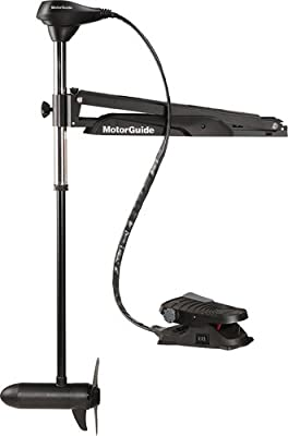 "MotorGuide Freshwater Digital X3 Foot Bow Mount 55lb, 45"" Shaft 940200170"