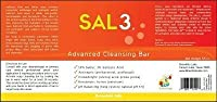 25 bar Dermatologist Pack - SAL3 Soap, 10% Sulfur, 3% Salicylic Acid brought to you by SAL3