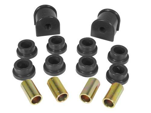 Prothane 1-1112-BL Black 13 mm Rear Sway Bar Bushing Kit for TJ (Jeep Tj Sway Bar Bushings compare prices)