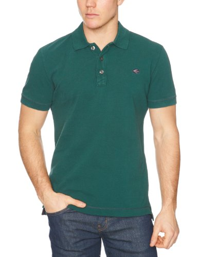 Energie Onca Polo Men's T-Shirt Green Large