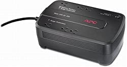 APC Back-UPS 425VA UPS Battery Backup & Surge Protector (BE425M)