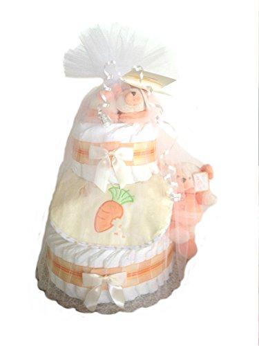 Bootie Diaper Cake front-1048136