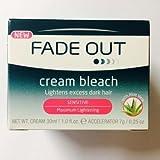 Fade Out Cream Bleach - Sensitive 30ml