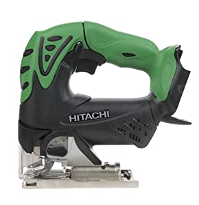 Hitachi CJ18DSLP4 18-Volts Lithium Ion Jig Saw, Tool Body Only