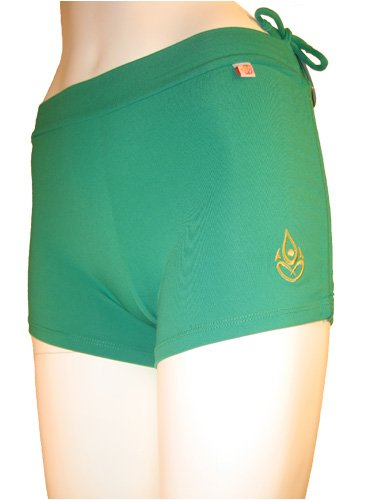 Buy Shakti Activewear Side String Yoga Shorts