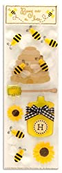 Martha Stewart Crafts Busy As A Bee Stickers By The Package