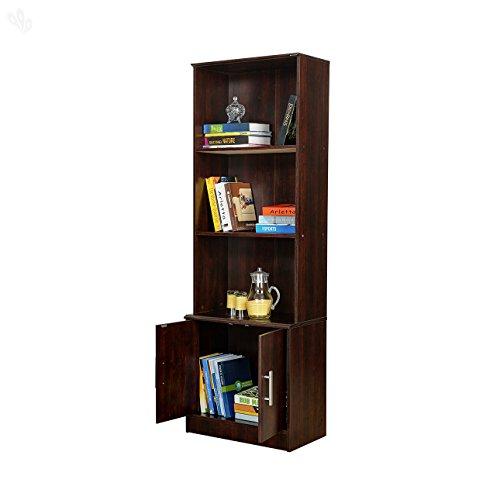 Royal Oak Pluto Bookshelf (Honey Brown)