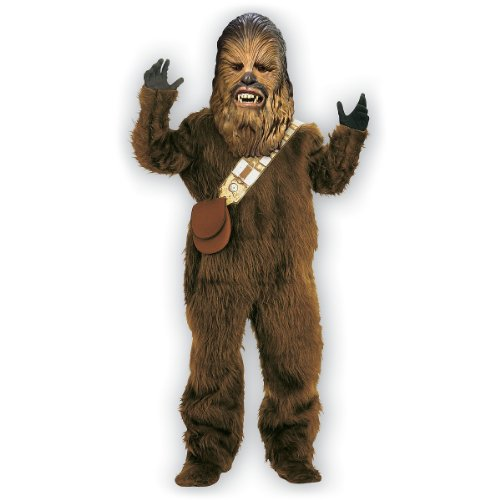 Deluxe Chewbacca Costume - Standard - Chest Size 40-44