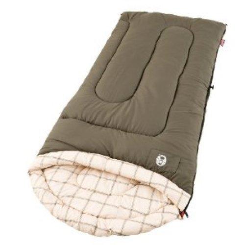 Coleman Calgary Cold-Weather Scoop Sleeping Bag