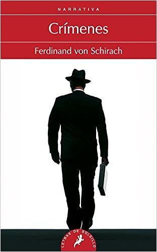 Crímenes, de Ferdinand von Schirach
