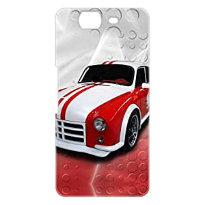 a AND b Designer Printed Mobile Back Cover / Back Case For Micromax Canvas Knight A350 (MIC_A350_3D_367)