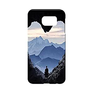 G-STAR Designer 3D Printed Back case cover for Samsung Galaxy S6 Edge Plus - G6871