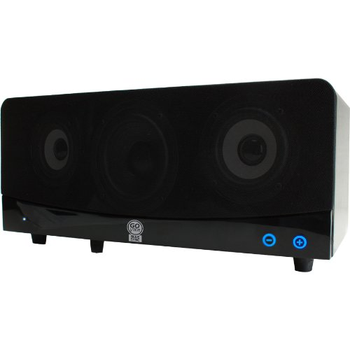 Gogroove Bluesync 2.1 Wireless Bluetooth Home Entertainment Stereo Speaker System With Enhanced Bass For Smartphones , Tablets , Mp3 Players , Tv'S , Computers And More!