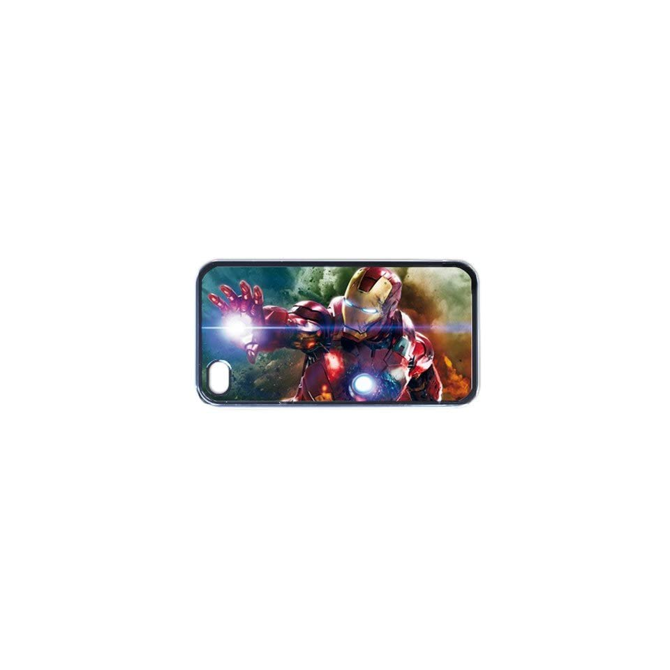 Ironman Movie Hero Cool Unique Design Phone Cases for iPhone 5 / 5S   Covers for iphone 5 / 5S Vol6