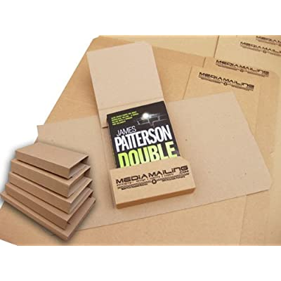 Book Packaging Mailers X4