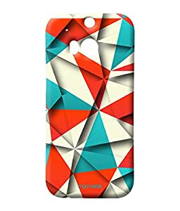 Origamy - Sublime Case for HTC One M8