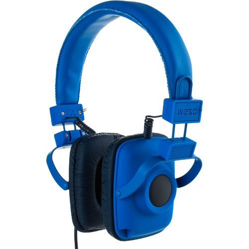 Wesc Maraca Headphones Heart Breaker Imperial Blueの写真01。おしゃれなヘッドホンをおすすめ-HEADMAN(ヘッドマン)-