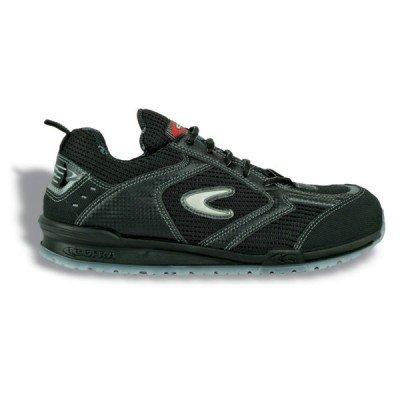 Cofra-Sicherheitsschuhe-S1P-Petri-Running-sportliche-Halbschuhe-Groe-43-schwarz-78450-002