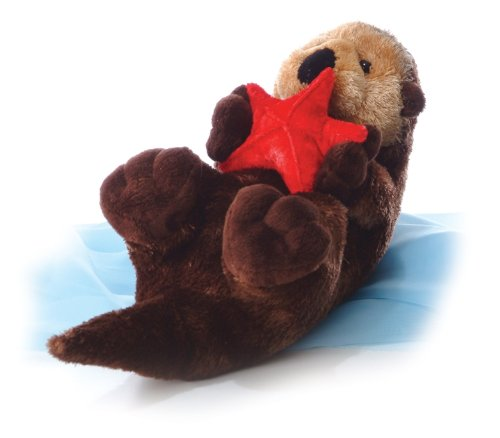 "Cali Otter Flopsie - 12"""