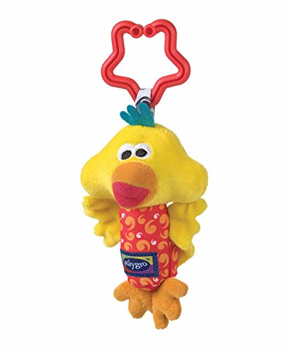 Tinkle Trio Bird Hanging Rattle Toy Bird Dog Cow Baby Pushchair Hanging Product front-1051763