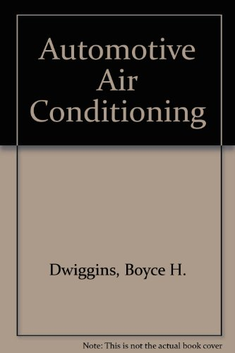 Automotive Air Conditioning,  Special Update to 6th Edition