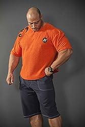 BIG SAM SPORTSWEAR COMPANY Ragtop Rag Top Sweater Gym T-Shirt BODY DOG Logo Skorpion *3182*