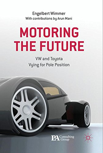 Motoring the Future: VW and Toyota Vying for Pole Position (Pole Position Book compare prices)