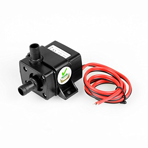 Tsss hmax 3m submersible amphibious water pump aquarium for Best water pump for pond