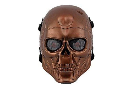 Halloween New Product Terminator Riding Mask Cosplay Mask Bar or Party Mask