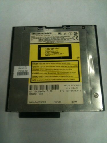 Compaq 3.5In Mf357H - 2283Mct Ls120 Superdisk Drive 174129-001