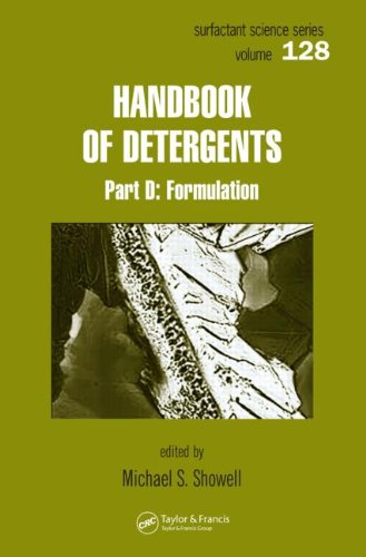 Handbook of Detergents, Part D: Formulation (Surfactant Science)