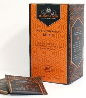 Harney & Sons Fine Teas Hot Cinnamon Spice - 20 Tea bags