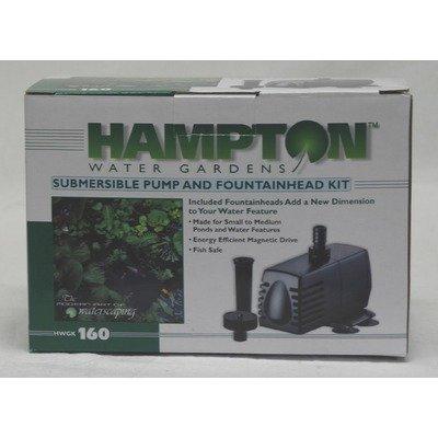 Hampton Water Gardens AHM82410 Pump/Fountain