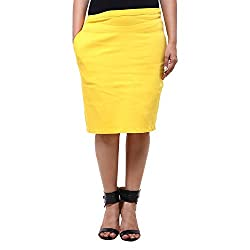 FBBIC Women's Cotton Skirt