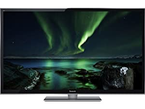 Panasonic VIERA TC-P55VT50 55-Inch 1080p Full HD 3D Plasma TV (2012 Model)
