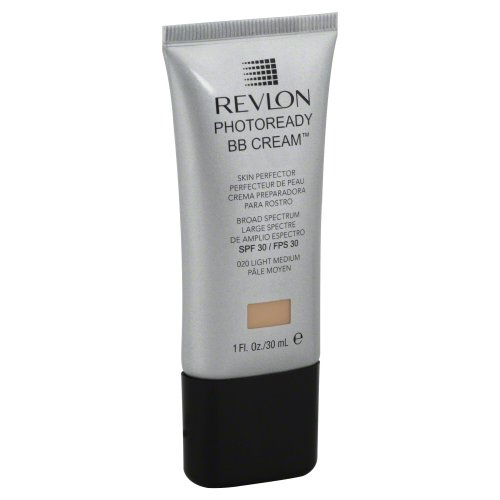 Revlon Photo Ready BB Cream Skin Perfector, Light/Medium, 1 oz