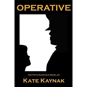 Operative: The Fifth Ganzfield Novel