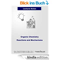 A to Z: Organic Chemistry Reactions and Mechanisms Review (English Edition)